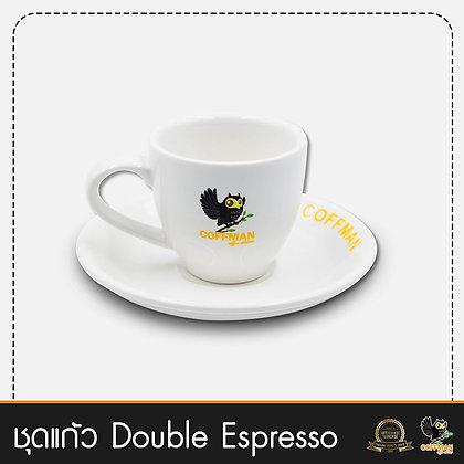 ชุดแก้ว Double Espresso