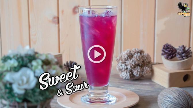 เมนู Sweet & Sour