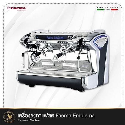 เครื่องชงกาแฟสด Faema Emblema Espresso Machine