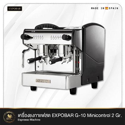 เครื่องชงกาแฟสด Expobar G-10 Minicontrol 2 Gr.