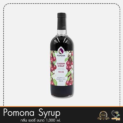 Pomona ไซรัปกลิ่น เชอรี่ Cherry Syrup