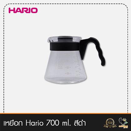 เหยือก Hario 700 ml. สีดำ