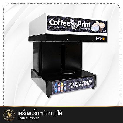 Coffee Printer เครื่องพิมพ์ภาพบนโฟมนม