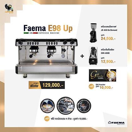 เซ็ทเครื่องชงกาแฟสด Faema E98 UP A2 | Set.2