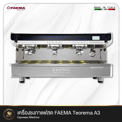 เครื่องชงกาแฟสด Faema Teorema A3 Espresso Machine