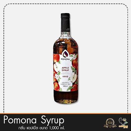 Pomona ไซรัปกลิ่น แอปเปิ้ล Apple Syrup