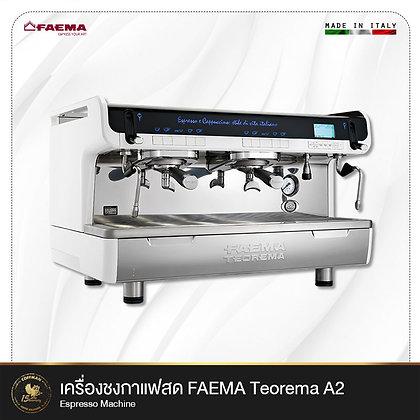เครื่องชงกาแฟสด Faema Teorema A2 Espresso Machine