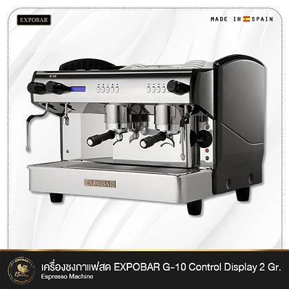 เครื่องชงกาแฟสด Expobar G-10 Control Display 2 Gr.