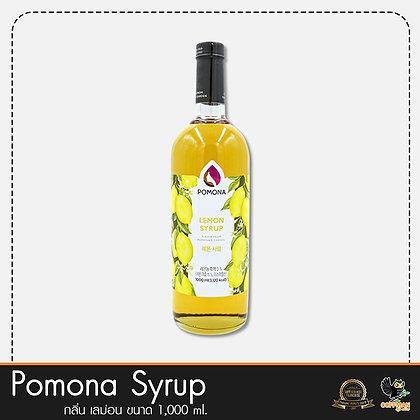 Pomona ไซรัปกลิ่น เลม่อน Lemon Syrup