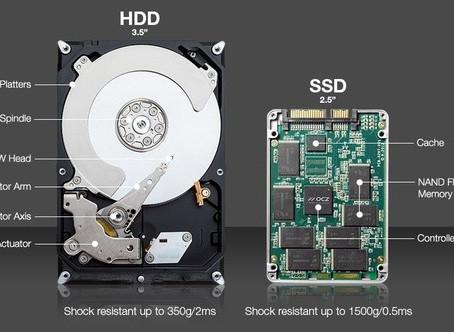 Conheça os tipos de HDs