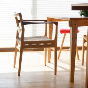 oriri mfg 木製家具展5