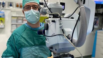 ניתוח השתלת קרנית