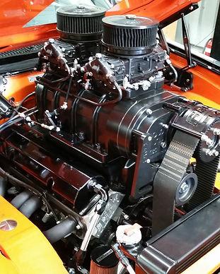 SBC engines