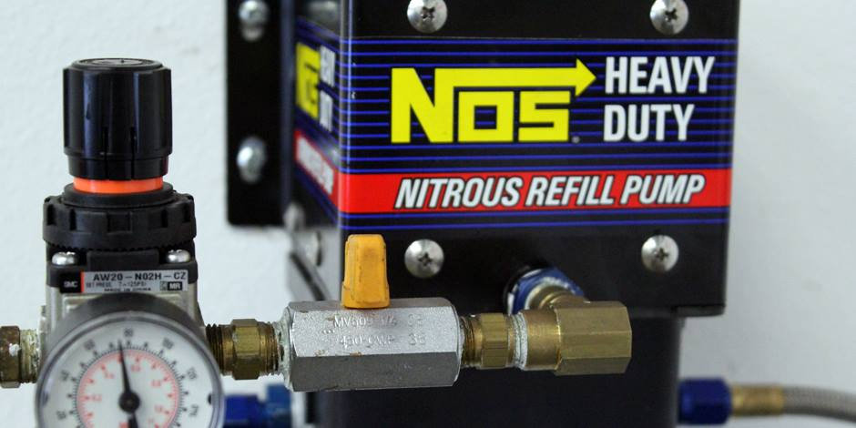 Nitrous Refills