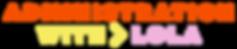 3. Logotype Administration_w_Lola RGB.pn