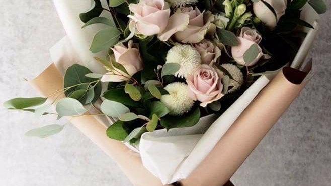 Surprise Flowers @ Home