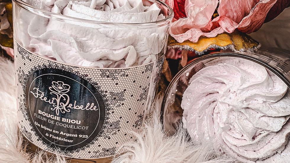 Bougie Bijou FLEUREBELLE Boucles d'oreille