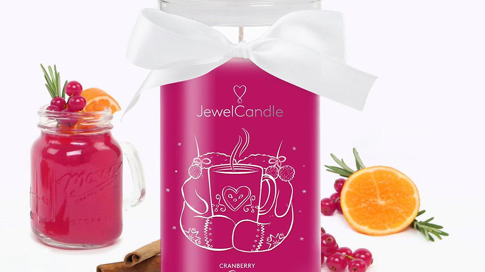 Jewel Candle Cranberry Punch (Collier)