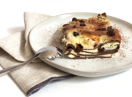 Lasagna Dolce…luscious in every bite!