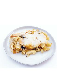 Pumpkin and sage pasta