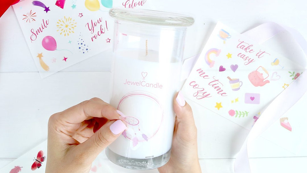 Jewel Candle Made by you ( Bracelet)