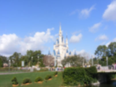 Cinderella Castle, Fantasyland, Magic Kingdom
