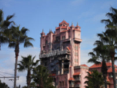 The Hollywood Hotel Tower of Terror, Sunset Boulevard, Disney's Hollywood Studios