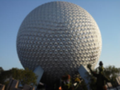 Spaceship Earth, Future World, Epcot