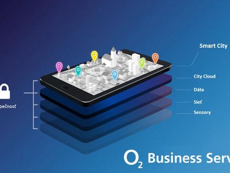 O2 chce budovať smart mestá, predstavilo svoje riešenia
