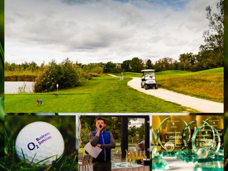 Golfový turnaj O2 Business Services aAcross Private Investments vSedin Golf Resort