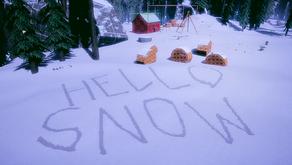 Snow in Cainwood