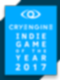 Aporia - Indie game of the year - Cryengine