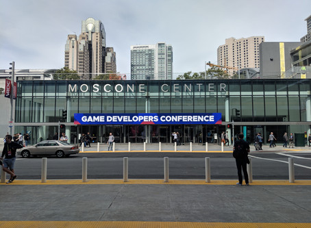 Invisible Walls at GDC
