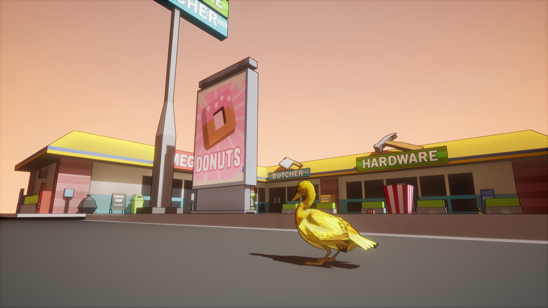 Screenshot from MotherDucker