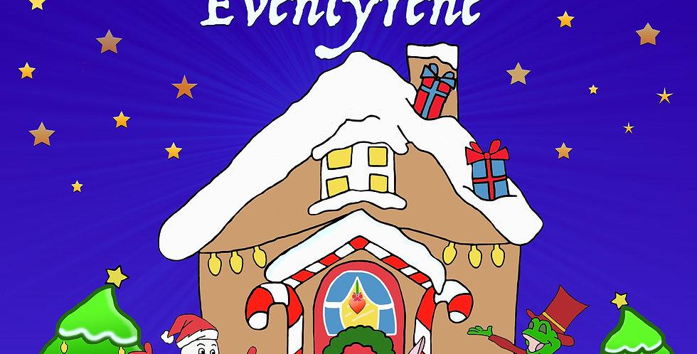 jule juleeventyr lydbok norsk eventyr barn barneforlaget