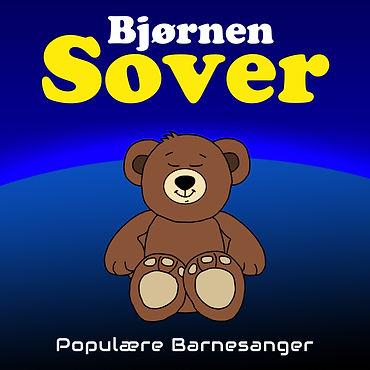 bjørnen sover barnesanger nattasang barneforlaget