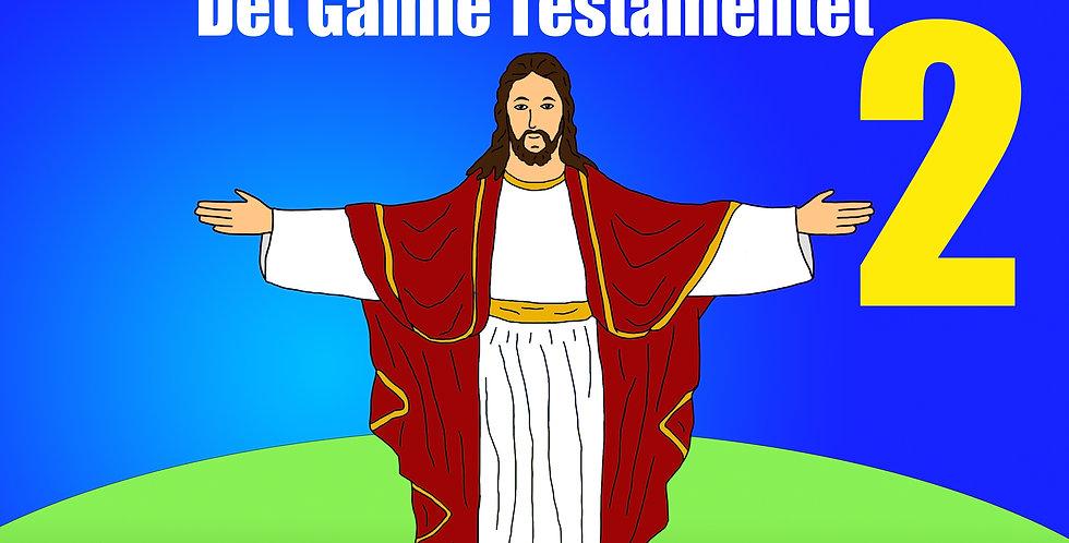 KRLE Barnebibel - Det Gamle Testamentet 2