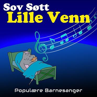 tekst nattasang sov søtt lille venn barnesanger barneforlaget