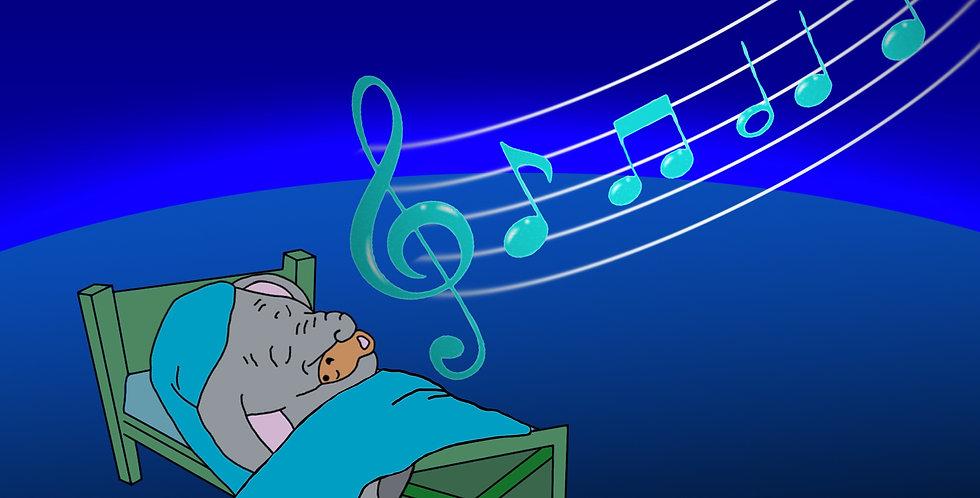 Sov Søtt Lille Venn