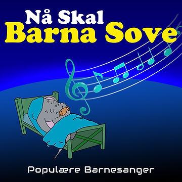 nattasang nå skal barna sove barnesanger barneforlaget