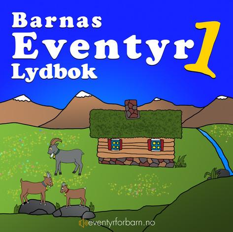 Barnas Eventyr Lydbok 1