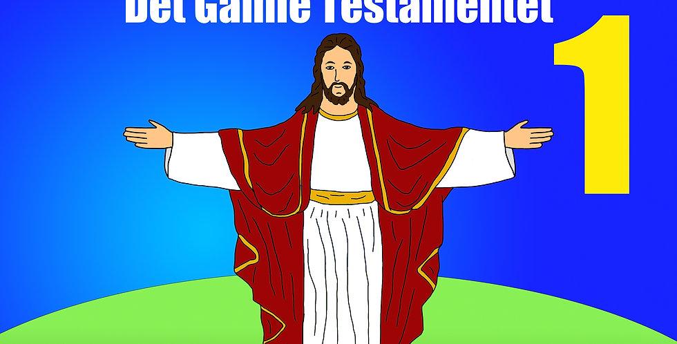 KRLE Barnebibel - Det Gamle Testamentet 1
