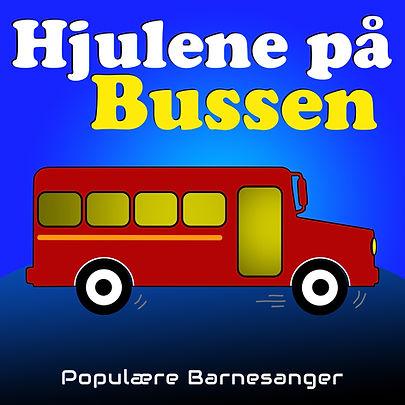 hjulene på bussen barnesanger barneforlaget