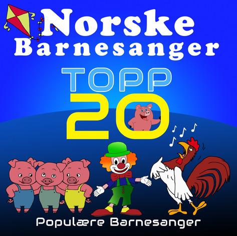 Norske Barnesanger Topp 20