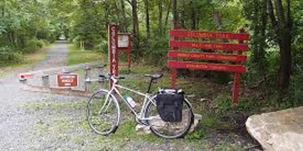 Sortie familiale en vélo : promenade sur le Columbia Trail !
