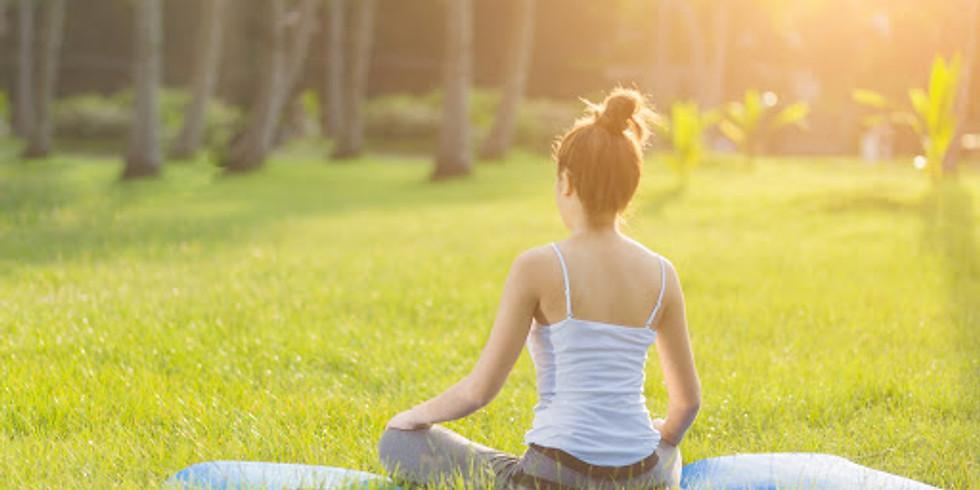 Séance de Yoga Kundalini en extérieur