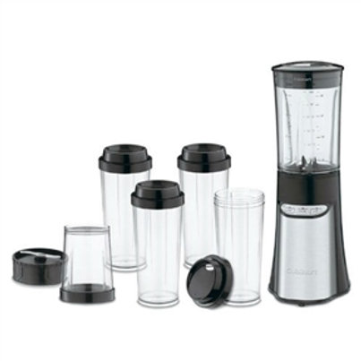 Home > Kitchen > Blenders > 15-Piece Compact Portable Personal Blender Food C