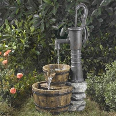 Home > Outdoor > Outdoor Decor > Outdoor Fountains > Outdoor Water Pump Half