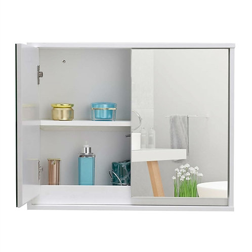 Home > Bathroom > Bathroom Mirrors > Modern 22 x 18 inch Bathroom Wall Mirror