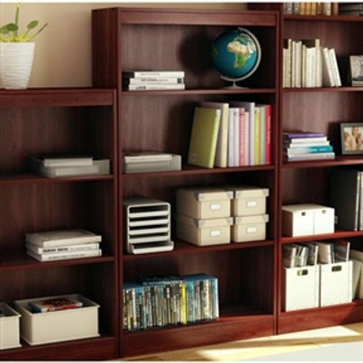 Home > Living Room > Bookcases > Four Shelf Eco-Friendly Bookcase in Royal Ch